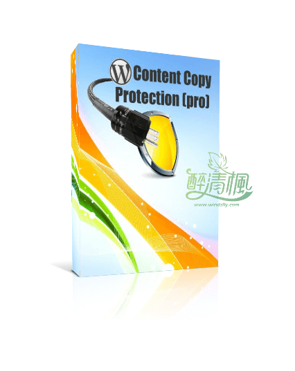 WordPress保护类插件 – Content Copy Protection & No Right Click(汉化)[更新至 v6.9.2] WordPress插件 第1张