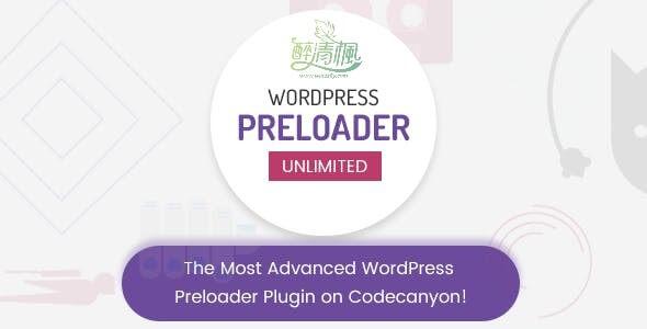 WordPress加载插件 - Preloader(汉化)[更新至v4.2] WordPress插件 第1张