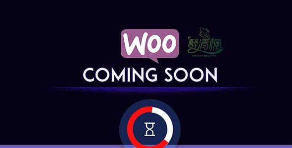 Woocommerce倒计时插件 - coming soon v2.0(汉化) WooCommerce插件 第1张