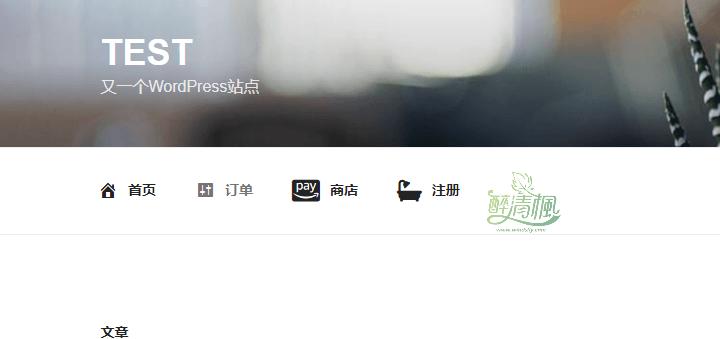WordPress菜单图标插件 - Menu Icons v1.1.1(汉化) WordPress插件 第5张